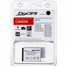 DigiCare Аккумулятор Canon NB-5L