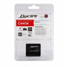 DigiCare Аккумулятор Canon NB-8L