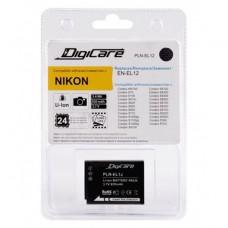 DigiCare Аккумулятор Nikon EN-EL12