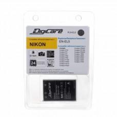 DigiCare Аккумулятор Nikon EN-EL5