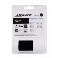 DigiCare Аккумулятор Sony NP-FW50