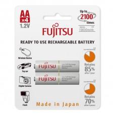 Fujitsu Аккумулятор Ready to use АА 2000 mАh блистер 2 шт