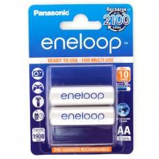 Panasonic Eneloop Аккумулятор AA 2000 mAh блистер 2шт