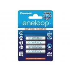 Panasonic Eneloop Аккумулятор AAA 800 mAh блистер 4шт