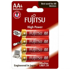 Fujitsu Батарейка AAA серии High Power блистер 4 шт