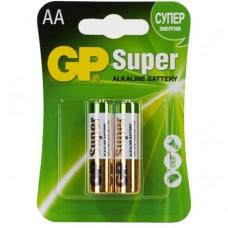 GP Super Батарейка AA блистер 2 шт
