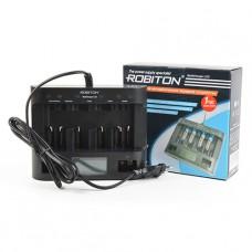 Robiton зарядное устройство MultiCharger LCD 1-6
