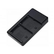 FB зарядное устройство NP-F Twin (скоростная)
