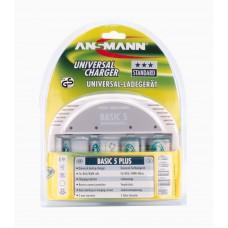 Ansmann Зарядное устройство Basic 5 Plus