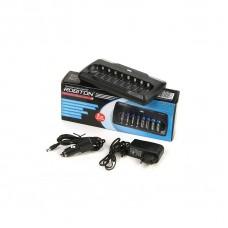 Robiton Volume Charger 1-8 аккум ( AAA,AA таймер, автомат,микропроц, разряд, защита)