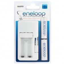 Sanyo Зарядное устройство MDU01-E-2-3UTGB + 2*ENELOOP АА 1900 mAh