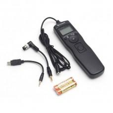 FUJIMI FJMC-N пульт проводной с ЖК дисплеем и таймером для Nikon D5100/D7100/D3D/800D