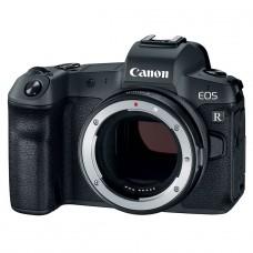 Canon EOS R body + adapter EF-R