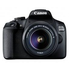 Canon EOS 2000D 18-55 III kit