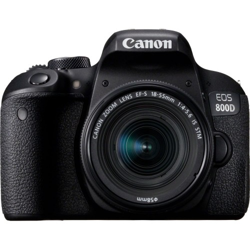 Canon EOS 800D 18-55 is stm kit