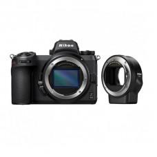 Nikon Z-6 II +ftz adapter kit