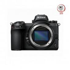 Nikon Z-7+ftz adapeter