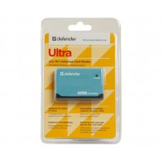 Defender Картридер ULTRA All-in-1 USB 2.0