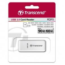 Transcend Картридер Cardreader TS-RDF5W USB 3.0