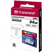 Transcend Карта памяти CF 400x 64Gb