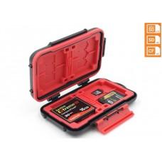 Fujimi Кейс для батарей и карт памяти FJ-BATBOX