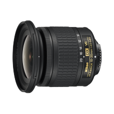Nikkor AF-P 10-20mm f/4.5-5.6G VR DX