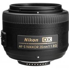 Nikkor AF-S 35mm f/1.8G DX