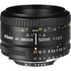Nikkor AF 50mm f/1,8D