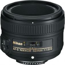Nikkor AF-S 50mm f/1,8G