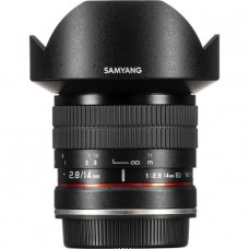 Samyang 14mm f/2.8 AE для Canon