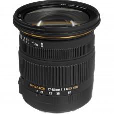 Sigma 17-50mm f/2,8 EX DC OS HSM для Canon