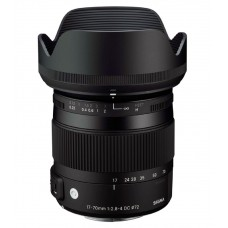 Sigma 17-70mm f/2,8-4 DC OS HSM C для Nikon