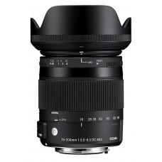 Sigma 18-200mm f/3.5-6.3 DC OS HSM С для Canon