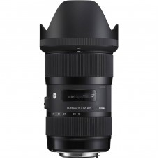 Sigma 18-35mm f/1,8 DC HSM A для Canon