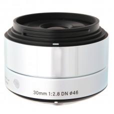 Sigma 30mm f/2.8 DN A для m4/3