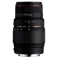 Sigma 70-300mm f/4-5.6 APO для Nikon