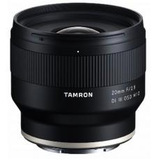 Tamron 20mm f/2,8 Di III OSD M1:2 для Sony E