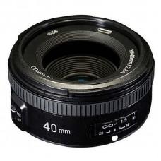 Yongnuo 40mm f/2.8 для Nikon