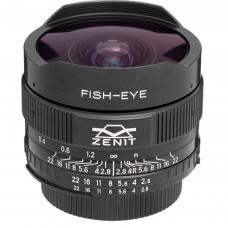 Зенитар-н МС 16mm f/2.8 для Nikon