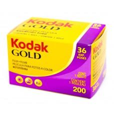 Kodak пленка Gold 200/36