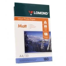 Lomond матовая 10х15 180г/м2 50л
