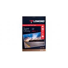 Lomond супер-глянцевая A4 270г/м2 20л
