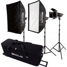 Raylabr Набор студийного света Axio III 300 Creative Kit