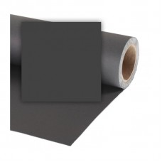 Colorama Фон бумажный 2,72*11м Black