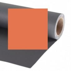 Raylab Фон бумажный 023 оранжевый 2.72x11 м