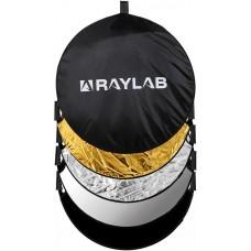 Raylab Отражатель 5в1 110см с ручкой