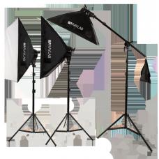 Комплект постоянного света Raylab Solar 3B флюоресцентный