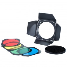 Falcon Eyes Набор соты шторки фильтры DEA-BHC 175mm