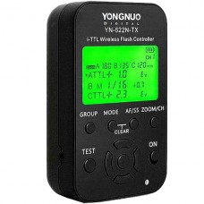 Yongnuo радиосинхронизатор YN-622N LCD Nikon i-TTL